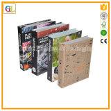 高品質のコーヒー本の印刷サービス(OEM-GL014)