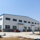 Edificio de acero del metal barato de las materias primas