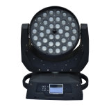 Träger der China-Lieferanten-beleuchtet bester verkaufenprodukt-36PCS 10W LED RGBW China-bewegliche Hauptlichter