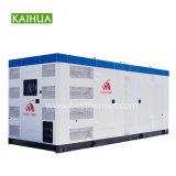 fornitore diesel del generatore di Sounfproof di serie di 1000kVA 800kw Cummins