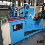 Gewundenes Gefäß, das Maschine für die runde Rohrleitung bildet Produktion bildet
