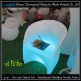 Presidenza di plastica di illuminazione del LED nel modanatura di rotazione
