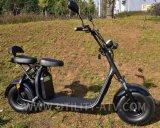 La ciudad de la moda de los neumáticos de la grasa de 2 ruedas moto Scooter eléctrico Scooter de movilidad