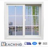 중국 최상 PVC/UPVC 단면도 슬라이딩 윈도우