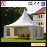 Barraca branca do casamento do Pagoda da barraca do banquete de casamento para a venda Reino Unido