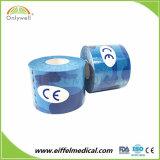 El músculo elástica deportiva resistente al agua 4-Way-Stretch cinta Kinesiología