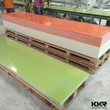 A Kkr Superfície sólida superfícies Corian Ducha Banho Material de Construção