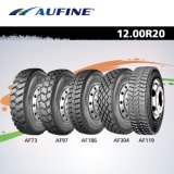 Полностью стальная радиальная автошина тележки от Китая Aufine (1200r20 и 1200r24)