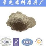 Oxyde d'aluminium de soufflage de Bfa Brown de medias de matériau réfractaire