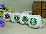 Heißes verkaufenFa⪞ Tory-Zubehör Starbu⪞ Ks Cerami⪞ Trommelartige Kaffeetasse/Becher