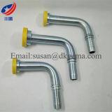 87991 flangia SAE flangia del gomito da 90 gradi che misura una flangia idraulica da 9000 PSI