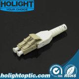 Connecteur fibre optique multimode LC avec Uniboot Boot
