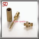 CNC 알루미늄 강철 금관 악기 아연 금속에 의하여 기계로 가공되는 부속