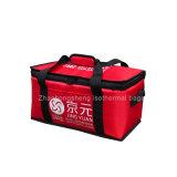 Couleurs personnalisées isolées des aliments thermique transporter sac à lunch