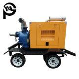 Высокое качество с самозаливкой сырой двигателя центробежный насос осадка сточных вод