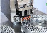 Cgn-208 분말 단단한 젤라틴 반 자동적인 캡슐 충전물 기계
