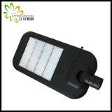 luz de rua ajustável ao ar livre do diodo emissor de luz de 170lm/W 200W, lâmpada de rua solar barata do diodo emissor de luz da luz de rua do diodo emissor de luz com aprovaçã0 de Ce& RoHS