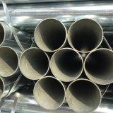 S235JR Pre / Galvanizado en caliente Rectangular soldado / Tubo de acero cuadrado/tubo hueco/Sección/SHS / rhs