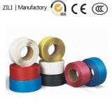 Nivel de máquina colorido material virgen PP tira de cinta Lanyard cinta