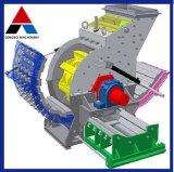 Version européenne du moulin de meulage rugueux PC4008-75