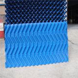 PVCプラスチック「S」波の注入口の冷却塔