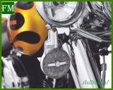 Harley 정면 LED 편평한 렌즈 우회 신호 빛