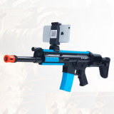 최신 지적인 Ar는 가상 현실 장난감 전자총을 즐긴다 이동 전화를 가진 사실상 게임을 총으로 쏜다