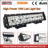 Auto Partes cree 12/24 V de la barra de luz LED de 12 pulgadas para camión SUV Jeep Offroad ATV de iluminación