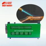Cobre soldadora soldadura de plata de la seguridad Brown generador de gas hidrógeno gaseoso