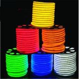 IP 소형 실내와 옥외 훈장 노란불 LED 두 배 측면광 110V 8*16mm