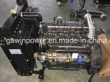 중국 상표 엔진과 사본 Stamford 발전기에 의하여 좋은 비용 효과적인 디젤 엔진 발전기 세트
