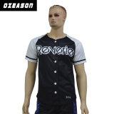 Kundenspezifische Jugend/erwachsenes Dri passendes normales Sublimation-Baseball-Kleid (B001)