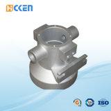 Carcaça de aço feita sob encomenda do ferro da precisão da base das ligas de alumínio
