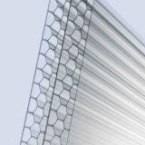 Листа листа полости поликарбоната огнестойкости Xinhai лист PC пластичного твердого Corrugated