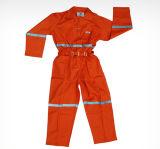 高いQuanlity作業つなぎ服のReflactiveの安全つなぎ服