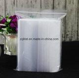 Saco Plástico Ziplock LDPE transparente