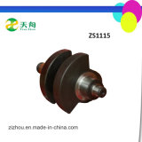 Dirigir el cigüeñal de Changzhou Zs1125 de la fuente para el alimentador agrícola