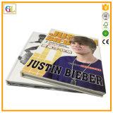 Изготовленный на заказ принтер книжного производства книга в твердой обложке (OEM-GL028)
