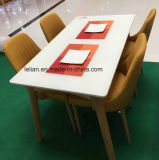 Juego de comedor Madera maciza para Muebles de Salón (LL-WST008)
