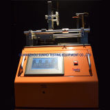 L'intelligence artificielle les équipements de test Fil luminescent Testeur de flamme pour l'IEC60695