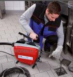 뱀 하수도 파이프 하수구 청소 기계, 전기 하수구 청소 (D-150)