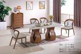 식당 직사각형 테이블 현대 식당 테이블 세트