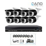 8CH 1080P CCTV-Sicherheit Ahd DVR Digital Videogerät-Installationssatz