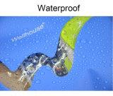 A cintura impermeável da natação ensaca o saco seco para o saco ao ar livre alaranjado azul das cores verdes do armazenamento da roupa do dinheiro do telefone para o esporte de água