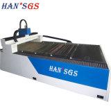 Ipg 500W máquina de corte láser de fibra económica