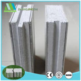 Material do painel Nonmetal Fire-Resistance Cemnet Depósito de painéis do tipo sanduíche de EPS/ para bagagem