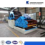 採鉱機械砂の排水の洗浄のプラント機械