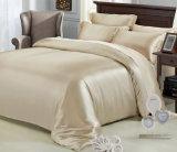 Fornecedor de fábrica têxtil conjuntos de roupas de seda em casa
