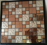 卸し売り製品の中国のステンレス鋼ガラスのモザイク