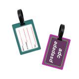 Пользовательские формы чемодан пластиковые крышки багажника с помощью тега печать логотипа